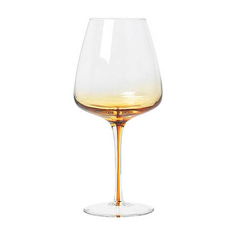 Amber Red Wine Glass, ${color}
