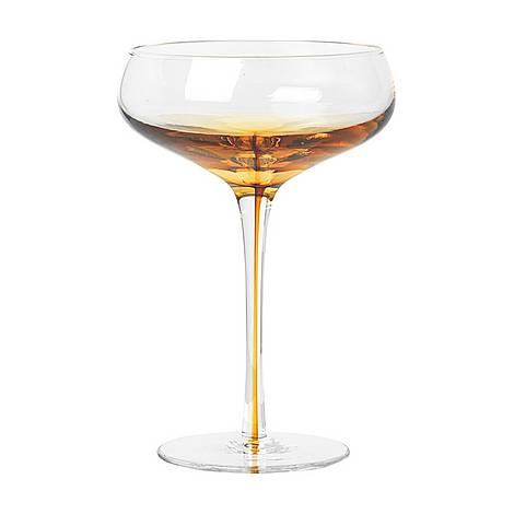 Amber Cocktail Glass, ${color}
