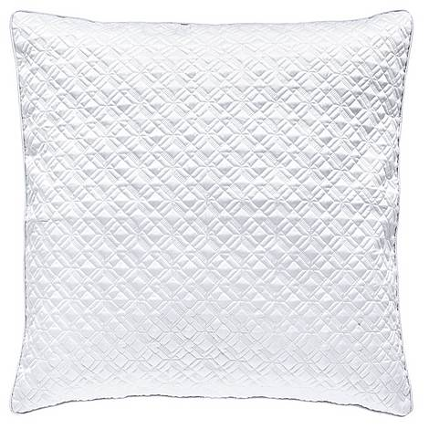 Merton Cushion Cover White, ${color}