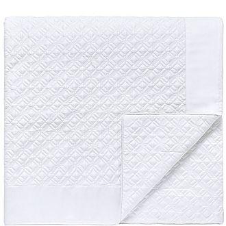 Merton Throw White