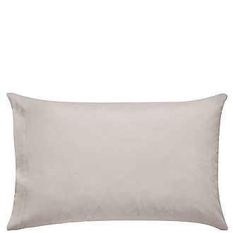 300 Thread Count Cotton Percale Housewife Pillowcase
