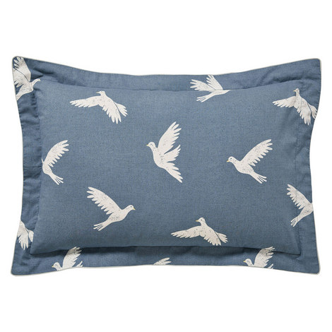 Paper Doves Oxford Pillowcase, ${color}