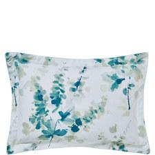 Delphiniums Oxford Pillowcase