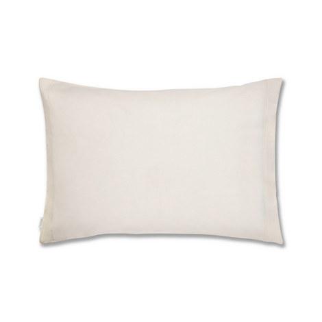 200 Thread Count Housewife Pillowcase Pair Cream, ${color}