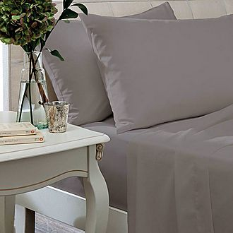 Egyptian Sateen 400 Thread Count Fitted Sheet