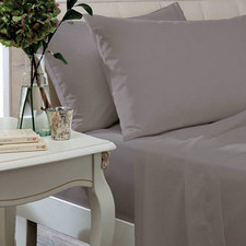 Percale 200 Thread Count Housewife Pillowcase