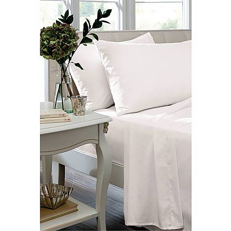 Egyptian Cotton 400 Thread Count Housewife Pillowcase, ${color}