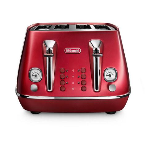 Distinta Four Slice Toaster, ${color}