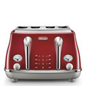 4-Slice Icona Capitals Toaster, ${color}
