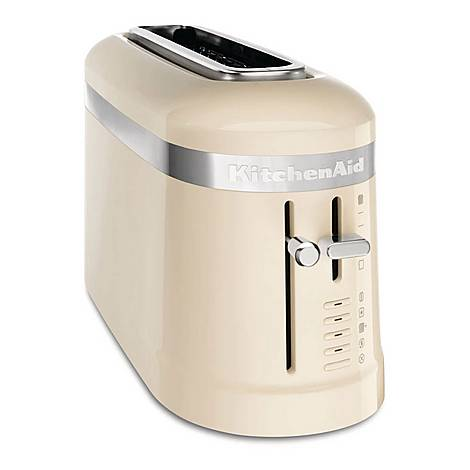 Two Slice Long Slot Toaster, ${color}