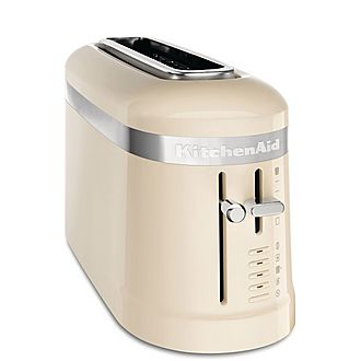 Two Slice Long Slot Toaster