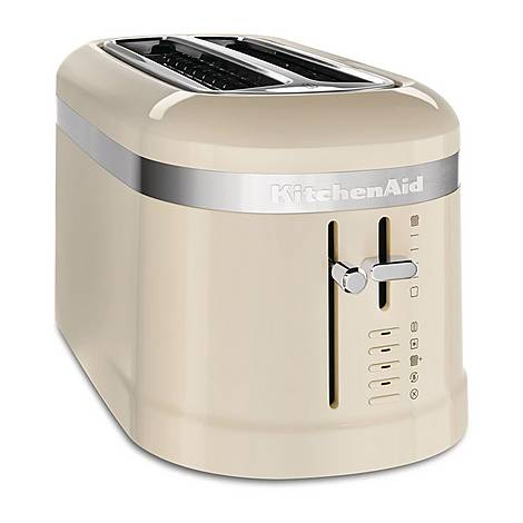 Four Slice Long Slot Toaster, ${color}