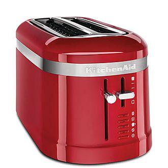 Four Slice Long Slot Toaster
