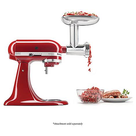 Meatal Food Grinder Attachment, ${color}
