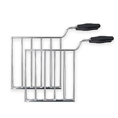 Two-Piece Toaster Sandwich Rack Set, ${color}
