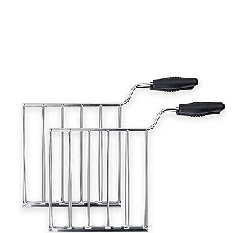 Two-Piece Toaster Sandwich Rack Set
