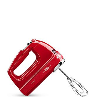 Limited Edition Queen of Hearts 7-Speed Hand Mixer