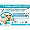 Supreme Gel Memory Foam Pillow, ${color}