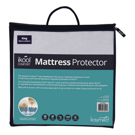 Ikool Comfort Deep Mattress Protector, ${color}