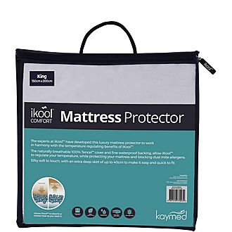Ikool Comfort Deep Mattress Protector