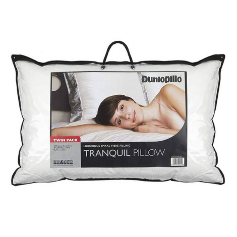 Tranquil Standard Pillow Pair, ${color}