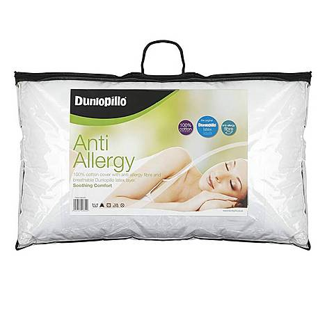 Anti-Allergy Pillow, ${color}