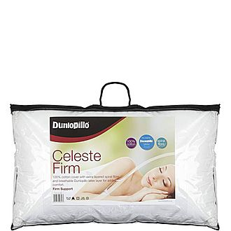 Celeste Firm Support Pillow