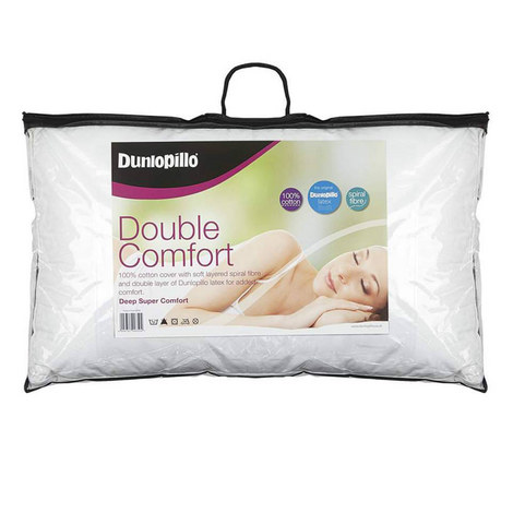 Double Comfort Pillow, ${color}