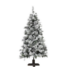 Snow Capped Christmas Tree 5ft