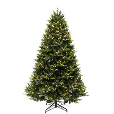 Miracle Pre-Lit Christmas Tree 7.5Ft