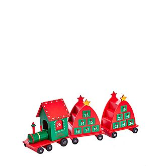 Train Advent Calendar