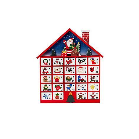House Advent Calendar, ${color}