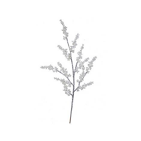 White Foliage Decoration, ${color}