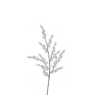 White Foliage Decoration