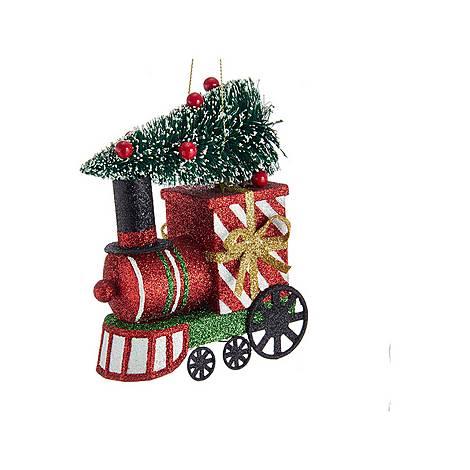 Train Ornament Tree  Decoration, ${color}