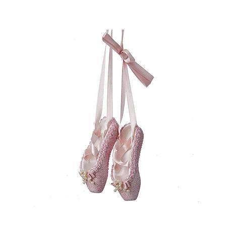 Ballet Shoe Tree Decoration, ${color}