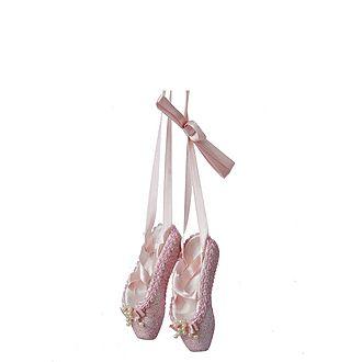 Ballet Shoe Tree Decoration