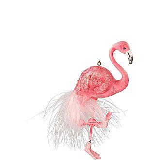 Flamingo Feather Hanging Decoration