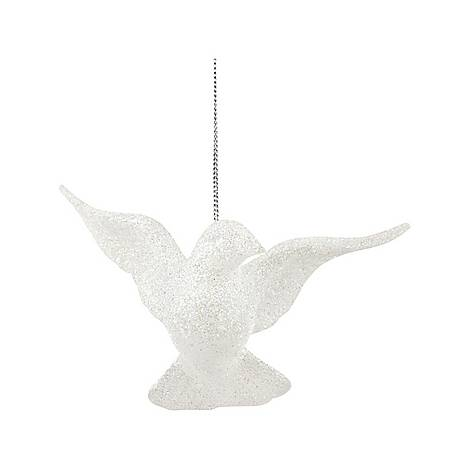 Flying Dove Tree Decoration, ${color}