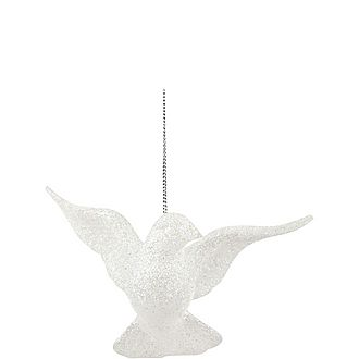 Flying Dove Tree Decoration