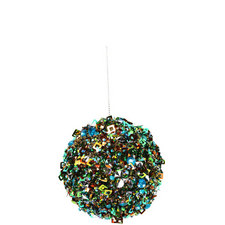 Sequin Encrusted Bauble