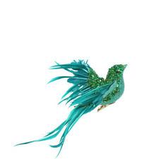 Feather Bird Clip Decoration
