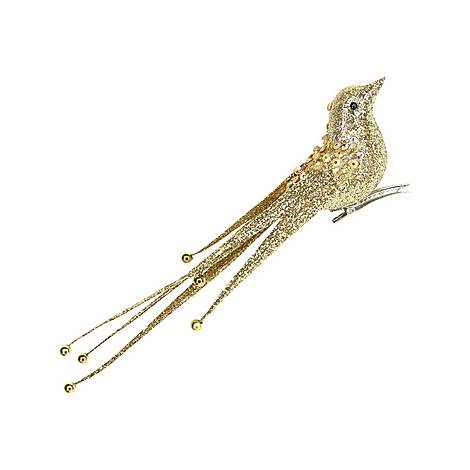 Long Tailed Bird Decoration, ${color}