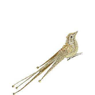 Long Tailed Bird Decoration