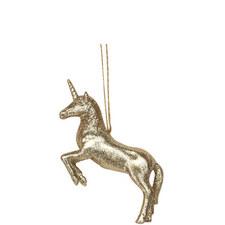 Glitter Unicorn Hanging Decoration