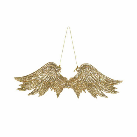 Angel Wings Tree Decoration, ${color}