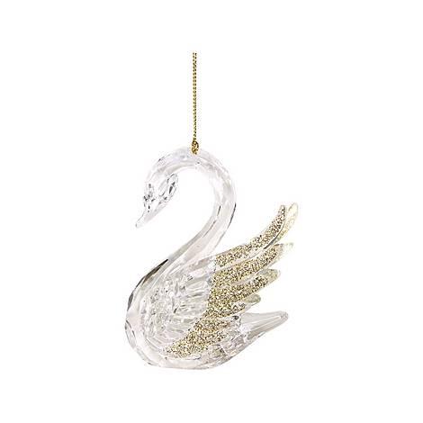 Acrylic Swan Decoration, ${color}