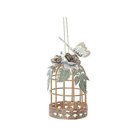 Bird Cage & Butterfly Decoration, ${color}