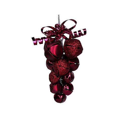Jingle Bell Cluster Decoration, ${color}