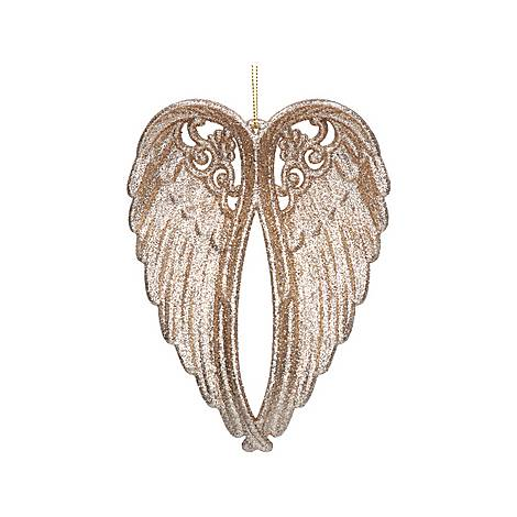 Glitter Wings Decoration, ${color}